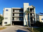 This oceanfront condominium has spectacular views of the Atlantic Ocean with easy beach access. Comfortably furnished, pleasant atmosphere - 201 Fort Screven is the perfect location for your next family vacation