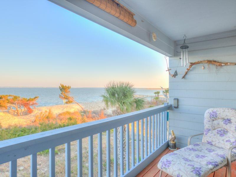 Savannah Beach And Racquet Club   Unit B209   Panoramic Water Views    Swimming Pool   Tennis   FREE WiFi