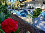 15_12th_Street - Beautiful Home- Private Pool-1 Block from the Beach-Free Wi-Fi