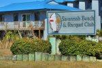 Savannah Beach & Racquet Club - Unit A332 - Water View - Swimming Pool - Tennis - FREE WiFI