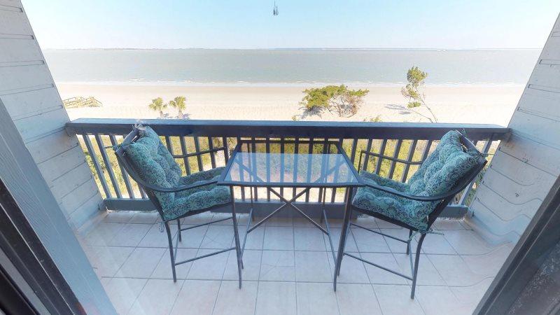 Savannah Beach And Racquet Club Unit B309 Panoramic Water Views Swimming Pool Tennis Free Wifi