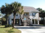 Great family beach house with large rooms, spacious deck, covered patio, and just a short walk to the beach