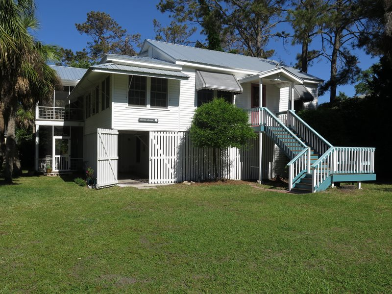 1111 2nd Avenue | Classic Tybee Beach House with Wi-Fi