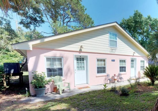 Awe Inspiring Tybee Island Cottages House Rentals Tybee Beach Vacation Home Interior And Landscaping Eliaenasavecom