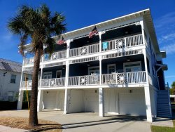203 Butler Avenue - Enjoy the Ocean Breezes and Sounds of the Surf - Swimming Pool - FREE Wi-Fi