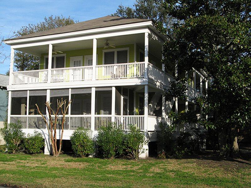 Tybee Beach Vacation Rentals   204 15th Street   Old Magnolia ...