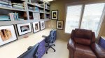Master suite office