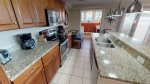 Fully functional kitchen with all the necessary appliances and cookwares
