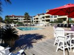This is one of Tybee Island`s finest condominium complexes and one of only a few properties with a private swimming pool that overlooks the ocean