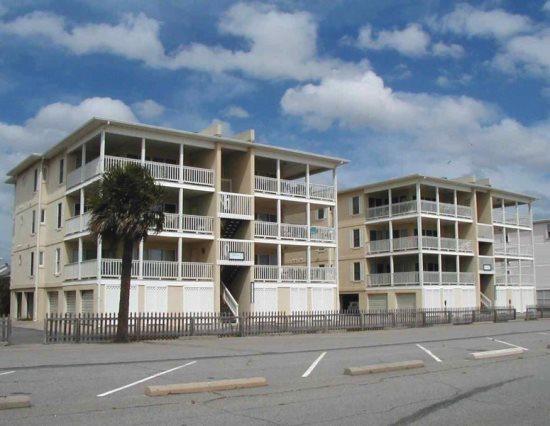 Dolphin Watch Condominiums Unit 11 Tybee Beach Vacation