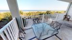Enjoy your private balcony with panoramic View of the Atlantic Ocean