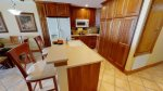 Fully functional kitchen with all the necessary appliances and cookware - no oven