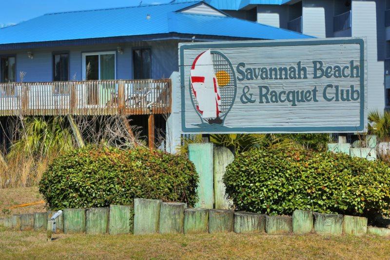 Savannah Beach Racquet Club Unit A215 Easy Access Swimming Pools Free Wifi