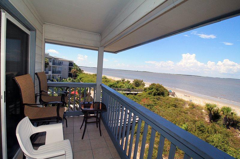 Savannah Beach And Racquet Club B308 Condo Vacation