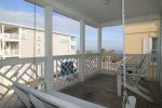 Enjoy the ocean view from your private deck and be just steps from the beach