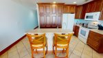 Additional seating provided at the breakfast bar - Dishwasher and clothes washer/dryer included