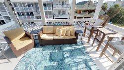 South Beach Ocean Condos - North - Unit 5 - Just Steps to the beach - Ocean View  FREE Wi-Fi