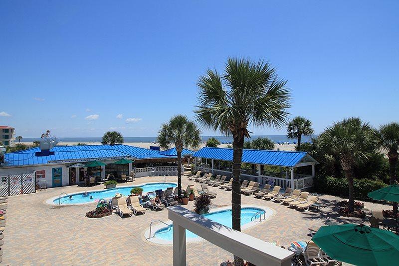Beach Club Rentals Beachside Colony Resort