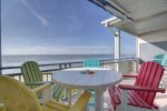 Easy beach access located steps from your condo and pool