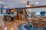 Private dock/ Lake front/ Water access