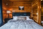 Soak the day`s worries away in the hot tub.