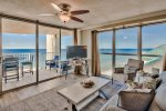 Stunning Gulf Views - Perfect for Sunsets!  Beach Chair Service 3/1-11/30