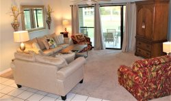 Spacious & Peaceful Golf Course Condo by 16th hole of Seascape Golf Beach & Tennis Resort~Pool~Beach Access