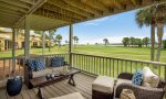 Outdoor Living with Water and Golf Course Views