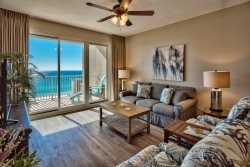 Lovely 2 Bdrm Condo | Gulf Side Vacation Rental Located at Ariel Dunes I Easy Walk to Beach