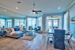 Vantage Pointe 5 Bedroom Bay Front in Sandestin Golf and Beach Resort with 2 Golf Carts