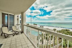 Gulf Front with Amazing Views & Sunsets! Silver Beach Towers in Destin Pool & Beach Access