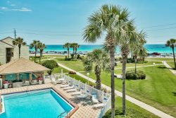 Amazing Gulf Views at 17B Blue Surf on Scenic Gulf Hwy in Destin with Easy Beach Access!
