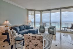Luxurious Gulf Front Penthouse at Silver Shells - Rooftop Deck! Pool/Beach Access! Fun For Family!