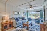 3 Bedroom Villa at Sandestin Resort! Golf Cart, Pool and Beach Access