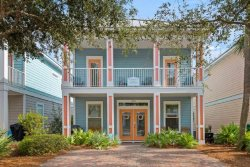 Destin 4 Bedroom Home at Villages of Crystal Beach! Lagoon Pool, Pet Friendly, WiFi