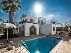Modern 3 bed villa with Private pool