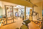 Rec Center with fitness room included