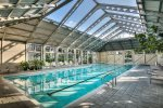 Sky Pool Metal Roof Opens During Warm Weather