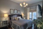 Master King Bedroom Suite for Two