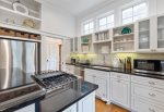 Huge screen porch off living room overlooking pool and nature preserve
