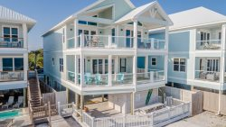 Sweet N' Salty! Beachfront Home with Private Pool*