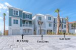 Book your vacation in one of our luxury homes - 30A Away, Tan Lines and Sun Daze