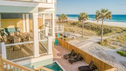 Once Upon a Tide! Beachfront Home with Private Pool