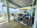 Beautiful 3 story beach front home with private pool.