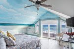 Fourth Floor with Queen bed and ocean views