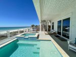 Sunrise is a 9 bedroom, 9.5 bath beachfront luxurious home. Sits next to Sunset