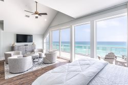 Trifecta East! Private Beachfront Vacation Home Ready for Labor Day Vacation!