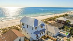 Pier Park Paradise: Brand New Beachfront Home w/ Private Pool (Coming September 2020)