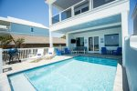 Full Furnished Outdoor Pool Deck
