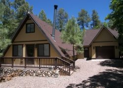 Bridle Path Getaway in Pinetop Country Club